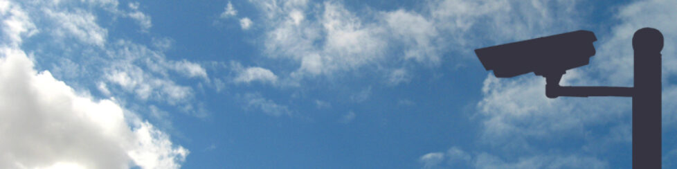 CCTV in the sky