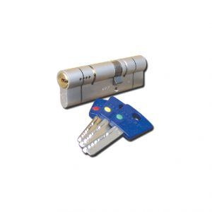 MTL Garrison Break Secure Cylinders TS007 1 star open profile
