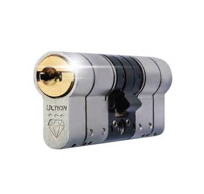 Brisant Ultion cylinder secure TS007 3 Star open profile keys