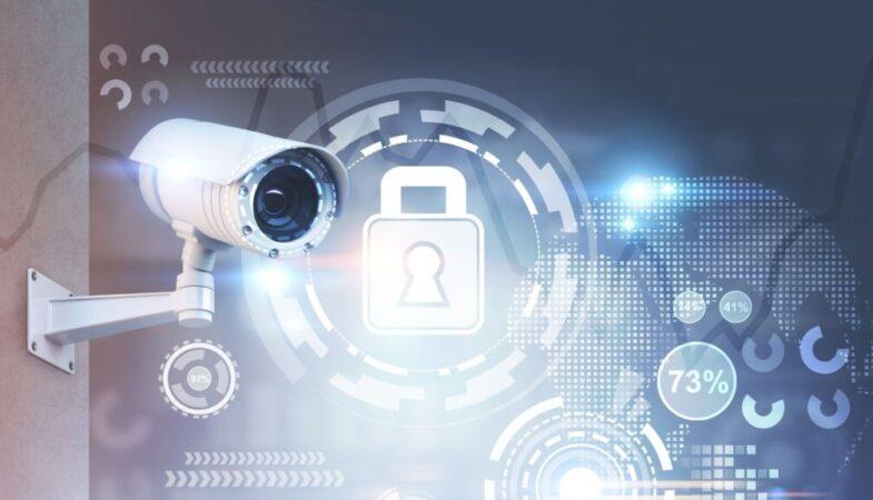 Smart business Security Illustration (2)